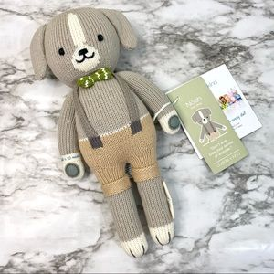 Cuddle + Kind Noah The Dog Stuffed Animal